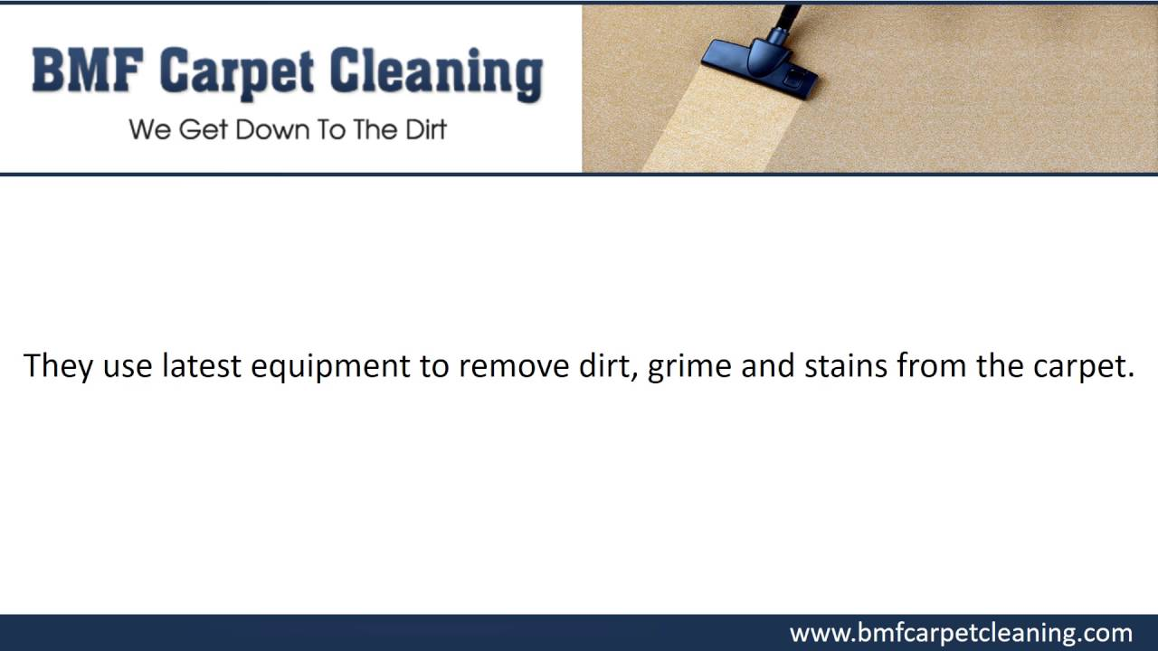 Carpet Cleaning In Katy, Texas - YouTube