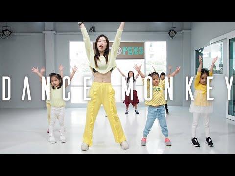 Dance Monkey KIDs | Kids Dance By Kru.Lihn Troopers Studio