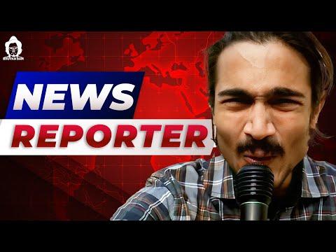 BB Ki Vines- | News Reporter- Leo Ka Askar |
