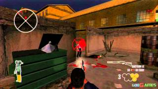 25 to Life - Gameplay Xbox (Xbox Classic)