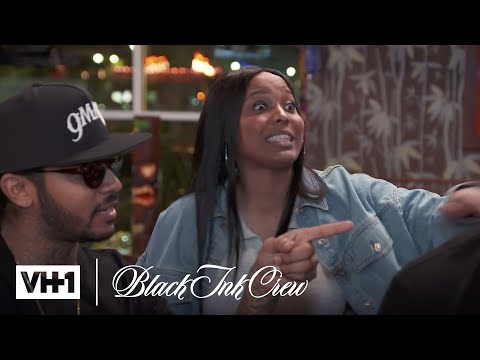 Charmaine Addresses Rumors About Her and Van | Black Ink Crew: Chicago