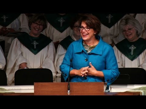 """Look Again,"" sermon by Amy Butler at Wilshire"