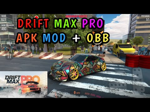 Drift Max Pro 1.2.8 Apk Mod + Obb ( Free Shopping ) Android || No Root
