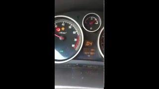 Aybi Opel Astra H bo'g'ib