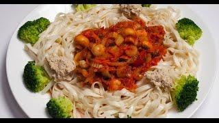 Вегетарианская паста болоньезе | 7 нот вегетарианской кухни