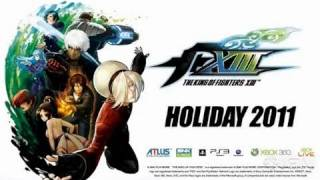 King of Fighters XIII: Gameplay Trailer