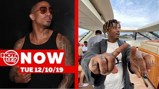 New Details On Juice WRLD's Passing + 50 Cent Chimes In On Nick Cannon VS Eminem #Hot97Now