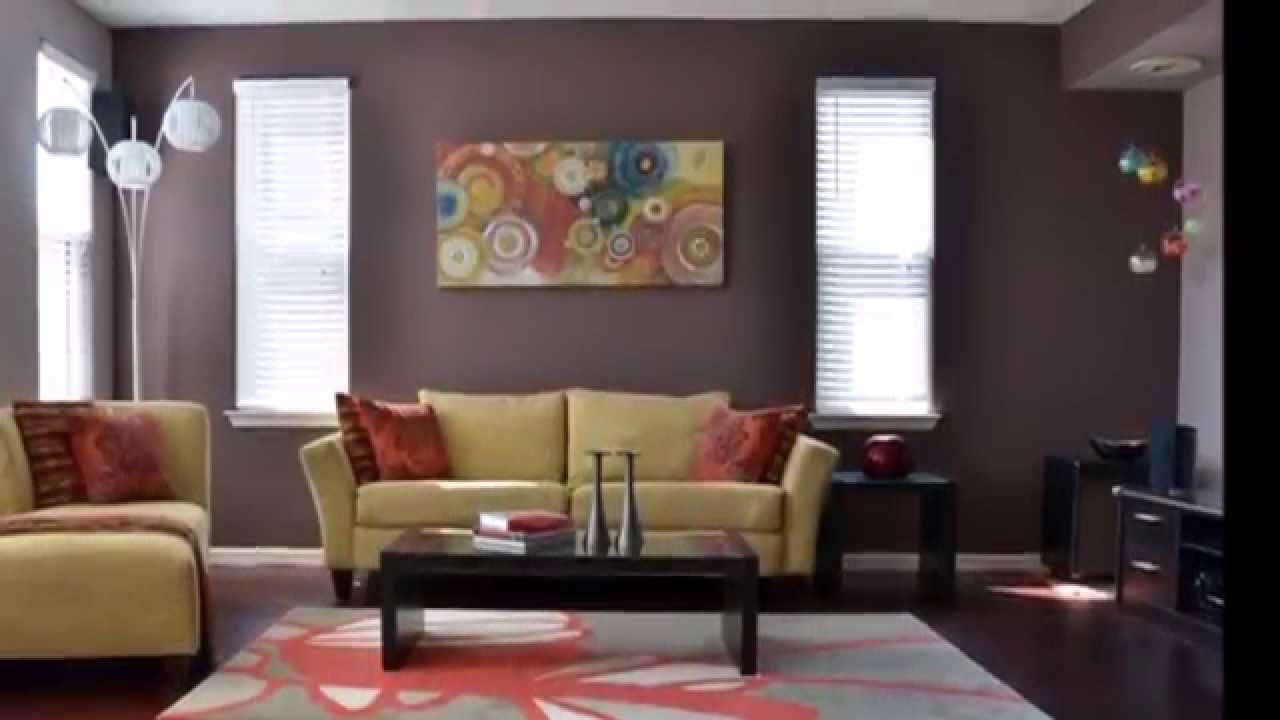 id es de peinture pour salon youtube. Black Bedroom Furniture Sets. Home Design Ideas