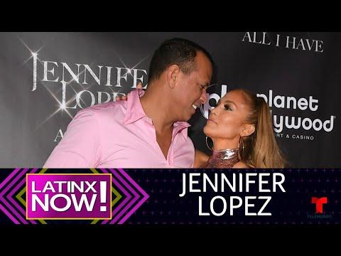 Jennifer Lopez bailó sensualmente para Alex Rodriguez | Latinx Now! | Entretenimiento