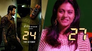 After Anil Kapoor's 24, Kajol will Do 27 Now