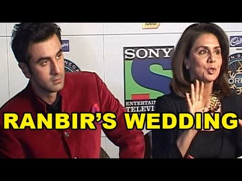 Ranbir Kapoor talks along with Neetu Kapoor about Love and Arrange marriage   Besharam