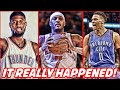 THE THUNDER ARE FINESSING EVERYBODY! GOT CARMELO ANTHONY FOR FREE! | NBA NEWS