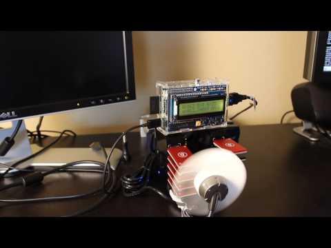 Raspberry Pi Mini Bitcoin ASIC Mining Rig