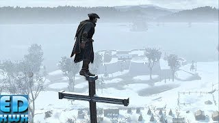Assassin's Creed 3 Legendary Master Haytham Kenway Free Roam
