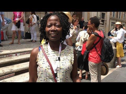 Pentecôte 2017 à Rome - Impressions des  participants