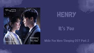 [single] henry – while you were sleeping ost part.2 당신이 잠든 사이에 release date: 2017.10.04 genre: language: korean bit rate: mp3-320kbps ...