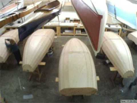 ... at Chesapeake Light Craft: Stitch and Glue Boatbuilding - YouTube