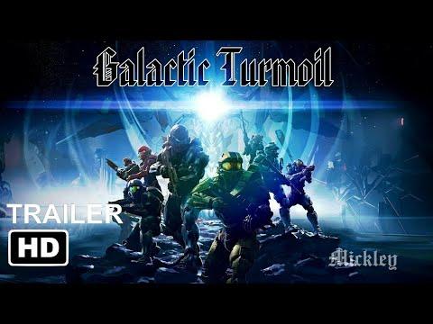 Galactic Turmoil {EPIC HALO FAN TRAILER MASHUP}