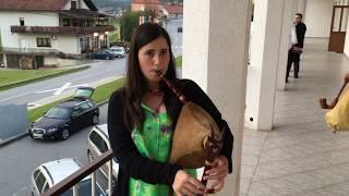 Gaita Eslovaquia, Nadia Vázquez-Martínez