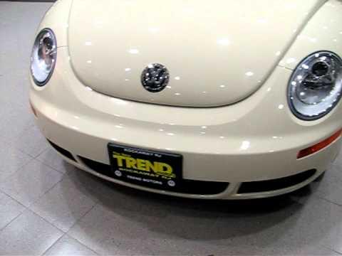 2008 Volkswagen New Beetle Convertible SE (stk#P2308) for sale at Trend Motors VW in Rockaway, NJ