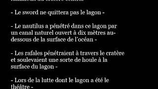 LAGON french word pronunciation in sentence