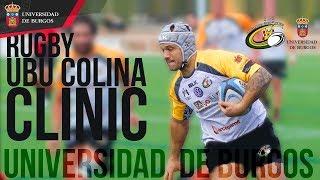 Rugby Universidad de Burgos. UBU-Colina Clinic Vs CRAT A Coruña