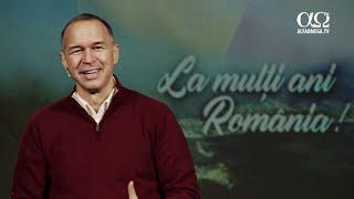 La mulți ani, România!  Cristian Barbosu