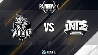 Pro League LATAM - Dia 14 - INTZ vs Black Dragons