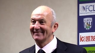 West Brom 3-1 Arsenal - Tony Pulis Full Post Match Press Conference