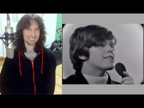 British Guitarist Analyses Whether Herman's Hermits Were Live In 1966!