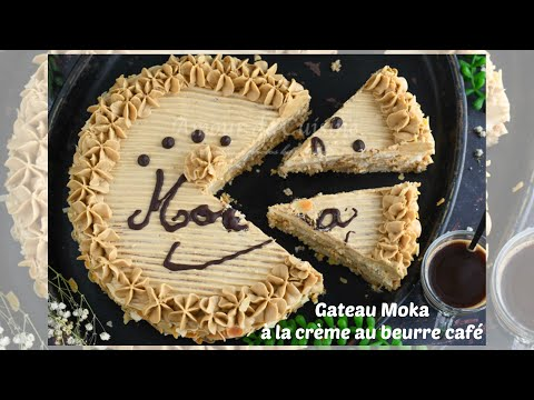 gateau-moka-et-creme-au-beurre-au-café