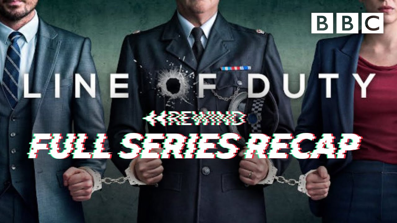 Download ALL Line of Duty in SIX MINUTES - BBC