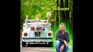 """Download Wim Schurer zingt: """"Als ik later eens trouw"""""""