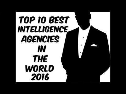 Humor - 10 mejores agencias de inteligencia en el mundo 2016