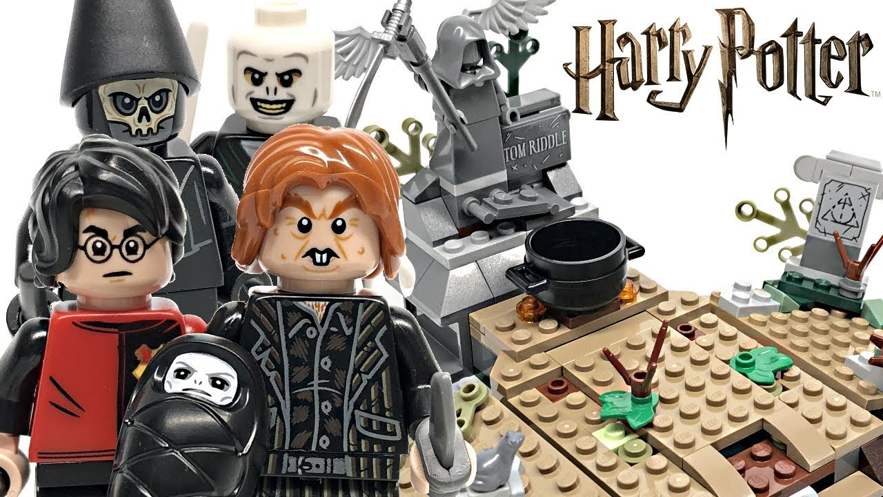 LEGO Harry Potter Baby Voldemort Minifigure from 75965