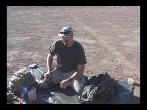 Basic Desert Survival Kit