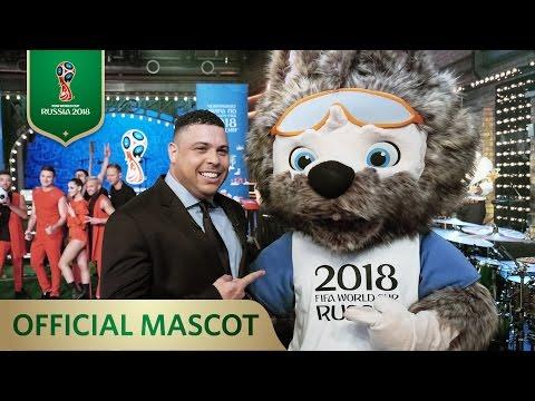 An Official Mascot Is Born