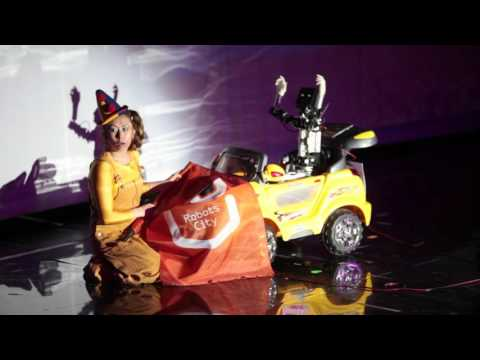 [RAICamp 2015] Tatiana Volkova - Theatre Of Robots. Solving The Case Experience