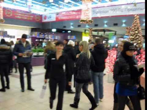 Frozen Flashmob Rostov-on-Don