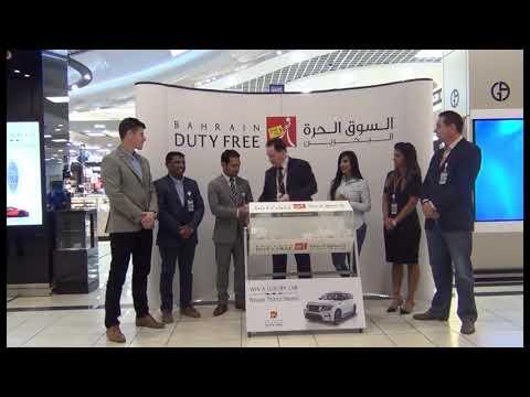 Bahrain Duty Free Shop 304th Car Draw NISSAN PATROL NISMO.