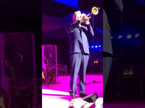 Chris Botti at Tanglewood 2017 - Encore