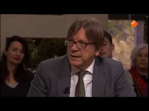 Guy Verhofstadt and our ability - Buitenhof April 13