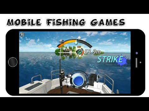 Top 10 Best Fishing Mobile Games To Play In 2020 Android/IOS