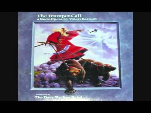 The Trumpet Call, presented by The Dave Markee Band  [FULL ALBUM, 1985, Christian Rock Opera]