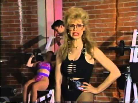 USA Up All Night 92 09 Malibu Bikini Cheerleaders Leif Garrett Rhonda Shear