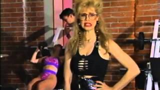 USA Up All Night 92 09 Malibu Bikini Cheerleaders Leif Garrett Rhonda Shear