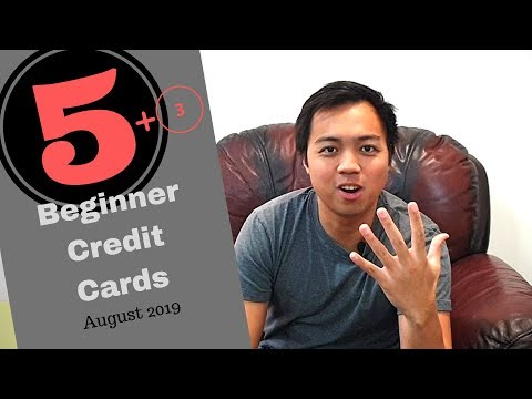Australian Credit Cards | Best Beginner Cards!! Aug 2019