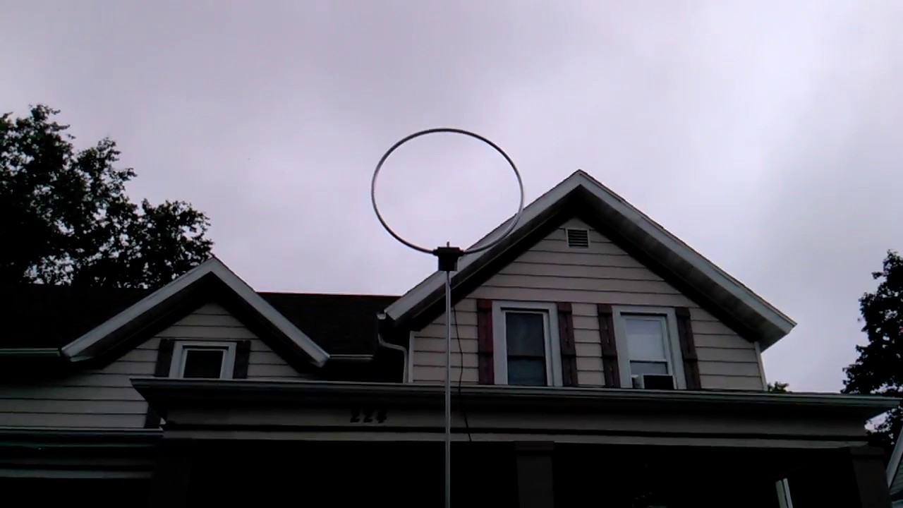 MFJ-1886 Loop Antenna