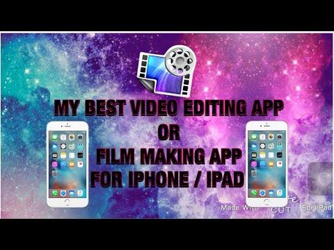 best photo video editing app iphone