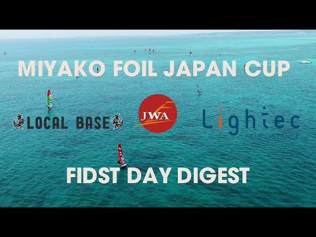 MIYAKO FOIL JAPAN CUP 2021   First day digest!